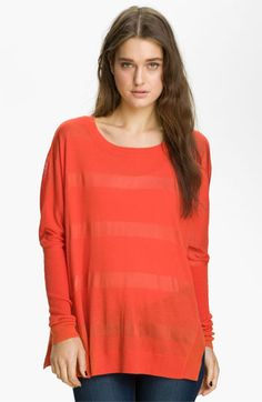 Trouvé Oversized Sweater available at #Nordstrom