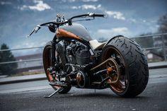 bobber   Monarch - Serienbike Bobber Garage