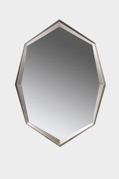 Okulus Oval Mirror
