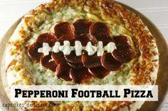 Pepperoni Football P