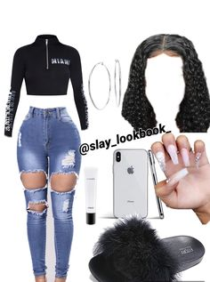 Cute outfits with jeans for fall that easy to copy - Cocomew is to share cute outfits and sweet funny things Source by swag outfits Cute Outfits With Jeans, Swag Outfits For Girls, Cute Teen Outfits, Teenage Girl Outfits, Cute Comfy Outfits, Stylish Outfits, Teenage Clothing, Rihanna Outfits, Boujee Outfits