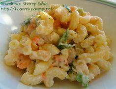 Grandma's Shrimp Salad! on MyRecipeMagic.com