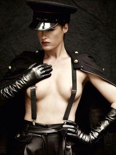 Yasmin Le Bon by Bryan Adams