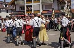 Lifestyle of People of Germany - Dancing in Costume - Bing Images