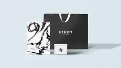 """Study is an environmentally conscious, """"no waste"""" women's clothing company located in New York. Creating sustainable and fashion forward clothing with timeless style, their contemporary, structural aesthetic is inspired by the human form and achieved using traditional sewing methods."""