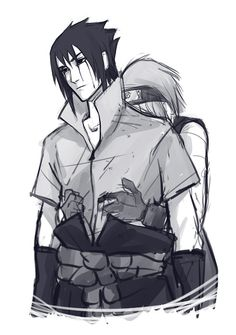 I really don't ship them( but I don't ship Sakura with naruto, is my opinion) but this pic is lovely I guess