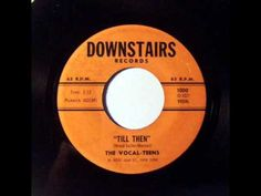 Vocal-Teens ( Mike Kelly ) aka Duprees - *Till Then* 1958 - YouTube