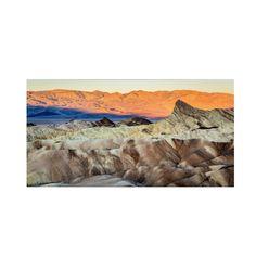 Pierre Leclerc 'Zabriskie Point Sunrise' Art