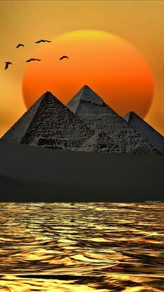 The Pyramids of Giza,Cairo, Egypt