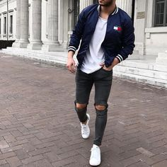 """2,806 Likes, 42 Comments - Mensfashion ▪️Street ▪️Style (@mensfashion_guide) on Instagram: """"Dope or Nope?  Follow @mensfashion_guide for more! By @cvarol  #mensfashion_guide #mensguides"""""""