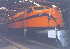 "Milwaukee Road ""Little Joe"" GE Electric Locomotive."