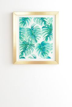 Buy Framed Wall Art with Paradise Palms designed by Jacqueline Maldonado. One of many amazing home décor accessories items available at Deny Designs. Dorm Room Art, Bedroom Decor, Wall Decor, Buy Frames, Palms, Home Decor Accessories, Framed Wall Art, Paradise, House Design