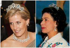 The Royal Order of Sartorial Splendor: Tiara Thursday: The Five Aquamarine Tiara