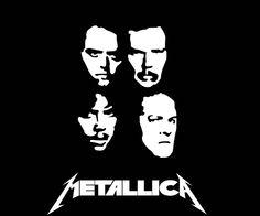 Metallica is here!
