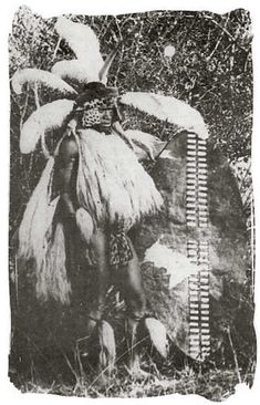 *On this date in Shaka, the great Zulu King was killed. In he became the clan chief of the Zulu, the largest ethnic group in South Africa, with a population of approximately 6 million. African Culture, African American History, African Art, African Tribes, African Americans, African Life, Black History Facts, Black History Month, Sierra Leone