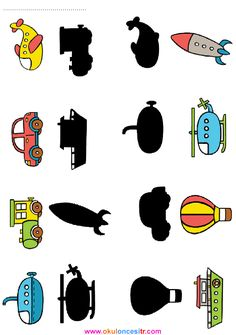 Printables Shadow Matching from Vehicles Worksheet Most Successful Photo Albums In addition to the successful and beautiful photographs, . Preschool Learning Activities, Book Activities, Toddler Activities, Preschool Activities, Kids Learning, Writing Practice Worksheets, Kindergarten Worksheets, Worksheets For Kids, Transportation Activities