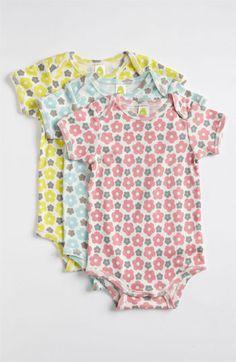 $38 Stem Baby Bodysuit (3-Pack) (Infant)   Nordstrom