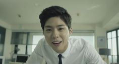 "Watch Park Bo Gum Become the Perfect Boyfriend with ""Re-an Eye Drops"" BTS Video 
