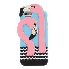 Limited Edition iPhone 6 Flamingo Silicone Case | Agent18