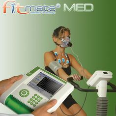 Fitmate MED: Clinical Exercise Testing (Desktop), via Flickr.