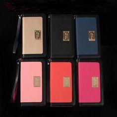 マイケルコース MK iPhone8 手帳型 ケース iPhone 7/7 plus/6/6 plus カラーマッチング ビジネススタイル 高級革製 ブランド スタンドできる
