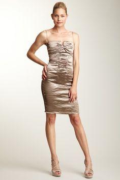 Techno Metal Dress