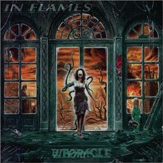 """In Flames """"Whoracle"""" - love the band and the art!"""