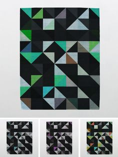 Coolest rugs ever --> Plaza Buenos Aires Collection by Second Studio