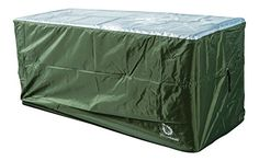 YardStash Deck Box Cover XL to Protect Large Deck Boxes: Suncast Deck Box Cover, Lifetime 60012 Extra Large Deck Box Cover, Rubbermaid Deck Box Cover & Rubbermaid w/Seat Deck Box Cover Covered Decks, Covered Boxes, Deck Storage, Outdoor Storage, Umbrellas For Sale, Online Shopping Usa, Patio Furniture Covers, Deck Box, Outdoor Spaces