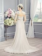 Moonlight Collection J6361 classic elegant wedding dresses perfect for the romantic bride