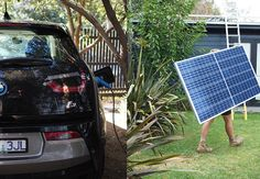 Solar with smarts: Part 1 – Green Magazine Pretty Cars, Sustainable Design, Sustainability, Solar, Australia, Magazine, Outdoor Decor, Green, Magazines