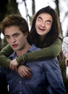 I would so watch this version of Twilight
