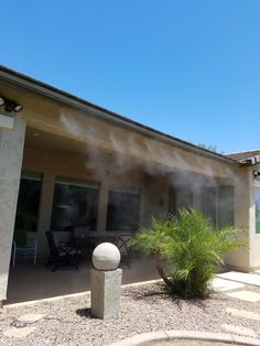 deck mist mister system loading misting image itm outdoor patio is s pool kit air cooler cooling