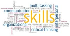 Source: unclear, multiple postings  This image represents transferrable skills, which are essential to develop with students no matter what the educational setting. EE stresses the importance of similar skills, especially problem-solving (represented here), but many of the other skills in this image are also important.   As an educator, I work to prepare students for whatever comes next for them (college, career, etc.); therefore, practice and fluency in these skills will be invaluable.