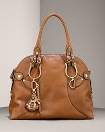 Juicy Couture 'Equestrian' Large Bowler Handbag.