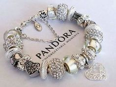 Sterling silver jewelry like pandora should be properly cared so as to protect it from tarnish and oxidation. silver jewelry gets tarnished by sulphur containing materials like hydrogen sulphide(H2S) ....