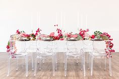 Modern Tropical Wedding Inspiration with Bougainvillea and Tropical Plants at The 1912