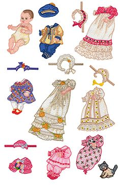 2010 Paper Dolls