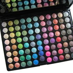 ultra Schimmer 88 Farben Make-up Lidschatten-Palette – EUR € 14.44