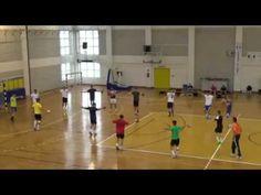 La importancia del movimiento continuo en el balonmano moderno'