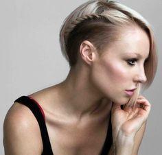 Kihívó hajat szeretnél - Rovid Haj Stilusok!