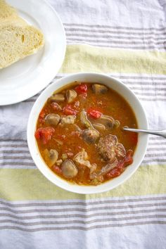 Giada's Meatball Stew. - Bet On Dinner