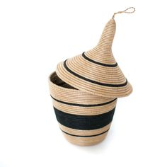 The Impact For each Karongo Basket sold, the artisan can pay for annual health insurance for one family member. Description A sleek, modern update to our Sisal