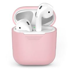 TPU Bluetooth Wireless Earphone Box Silicone Case For AirPods Headphone Cover Protective Coque For Apple Air Pods Accessories Fone Apple, Airpods Apple, Apple Case, Iphone 6, Iphone 8 Plus, Iphone Cases, Apple Iphone, Bluetooth Wireless Earphones, Headphones Earbuds