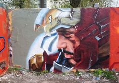 german street art