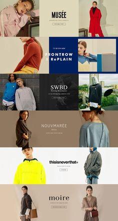<How To Design Website or Email> Banner Design Inspiration, Web Banner Design, Web Banners, Web Inspiration, Ad Design, Layout Design, Site Design, Exhibit Design, Booth Design