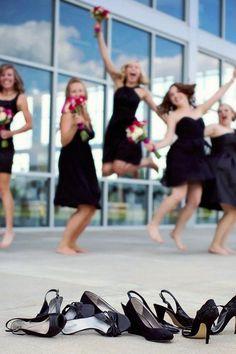 Wedding Photos With Your Bridesmaids 14