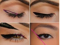 #eyeliner #DIY #TUTORIAL