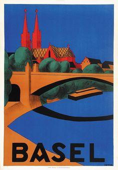 Trademark Global Vintage Apple Collection 'Basel Travel' Canvas Art - 32 x 22 x 2 Fürstentum Liechtenstein, Tourism Poster, Tourism Quotes, Retro Poster, Vintage Travel Posters, Vintage Ski, Artist Canvas, Canvas Art, Canvas Size