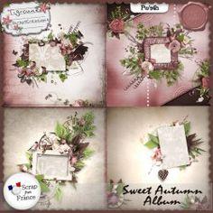 Sweet Autumn Album by Tigroune {Exclu SFF}
